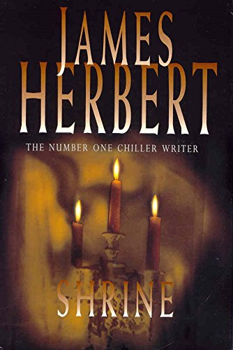9780330376228: James Herbert 36 Backlist 2 for £10: Shrine: 8