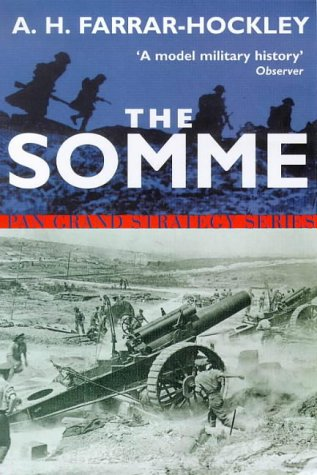 9780330376433: The Somme (Pan Grand Strategy Series)