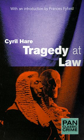 Tragedy at law (0330377388) by Cyril HARE
