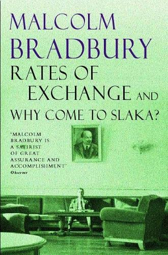9780330390330: Rates of Exchange and Why come to Slaka?