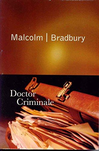 9780330390347: Doctor Criminale