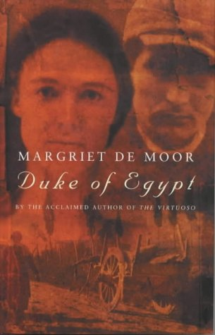 Duke of Egypt: De Moor, Margriet