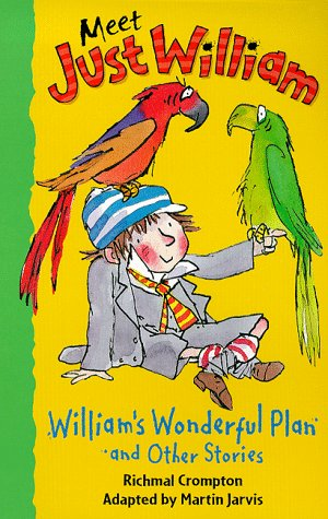 9780330391023: William's Wonderful Plan and Other Stories (Meet Just William)