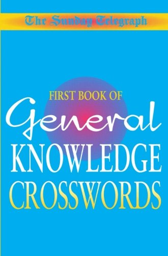 9780330391344: Daily Telegraph Book of General Knowledge Crossword