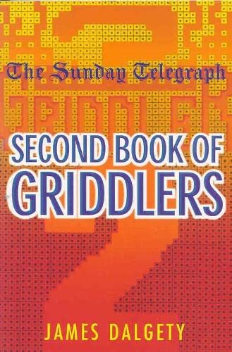 9780330391368: Sunday Telegraph Second Book of Griddlers