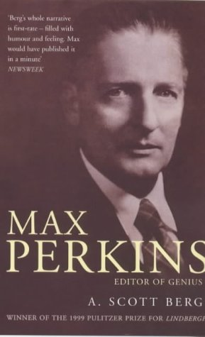9780330392495: Max Perkins (Editor of Genius)