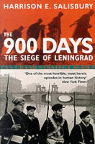 9780330392822: 900 Days: The Siege of Leningrad (Pan Grand Strategy)