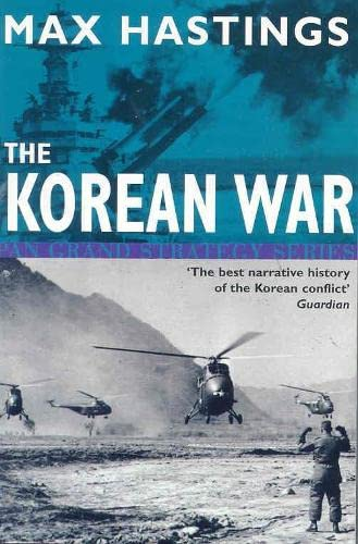 9780330392884: The Korean War (Pan Grand Strategy)