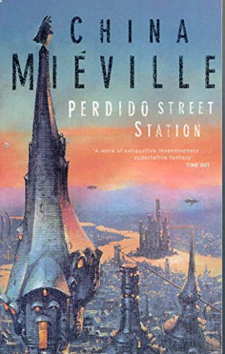 9780330392891: Perdido Street Station