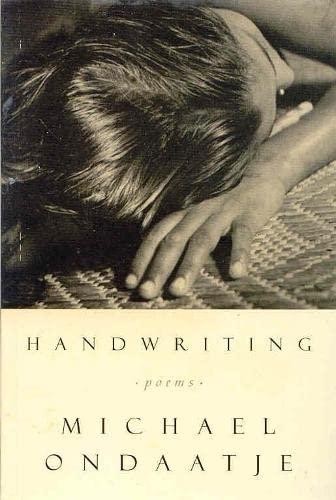 9780330393836: Handwriting : Poems