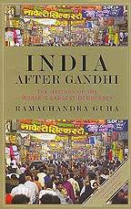 India After Gandhi: Guha, Ramachandra