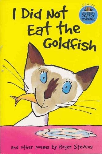 9780330397186: I Did Not Eat the Goldfish