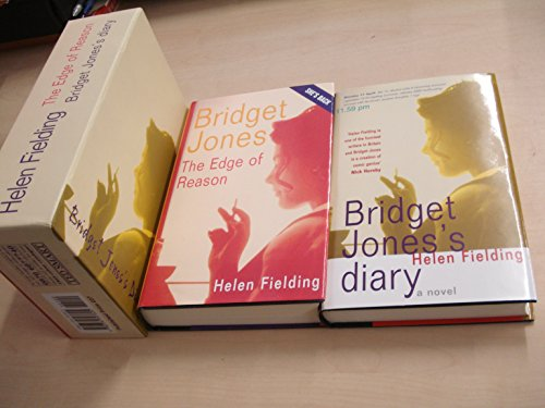9780330397605: Helen Fielding Book Box set The Edge of Reason and Bridget Jones's Diary (Bridget Jones's Diary Gift Book Set)