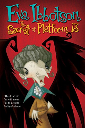 9780330398015: The Secret of Platform 13
