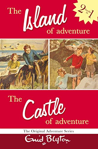 9780330398350: The Island of Adventure and the Castle of Adventure: Two Great Adventures