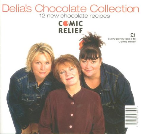 9780330398695: Delia's Chocolate Collection: Comic Relief Edition