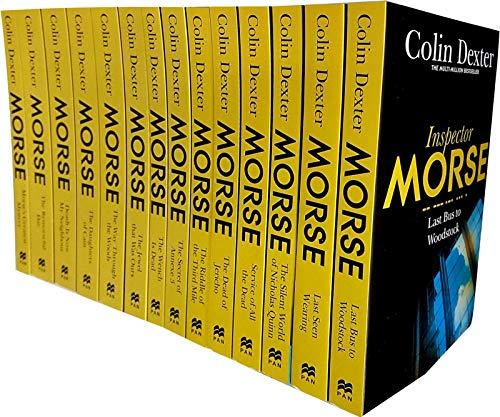 Colin Dexter Boxset (Special Sales): Colin, Dexter