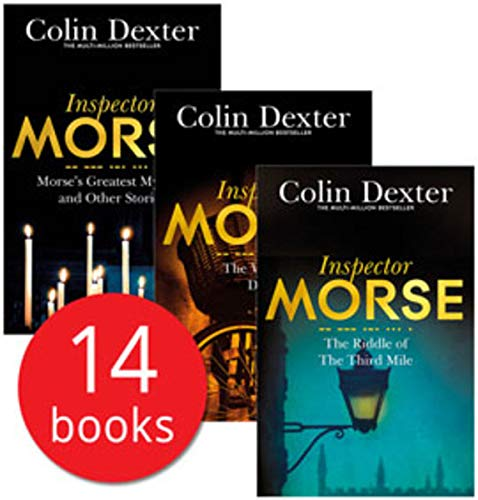 9780330399197: Colin Dexter Boxset (Special Sales)