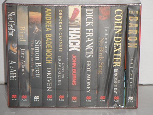 9780330400398: Whodunnit Boxed Set - Ten Best Selling Criime Novels