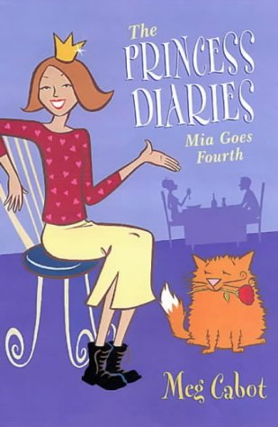 9780330400718: The Princess Diaries : Mia Goes Fourth