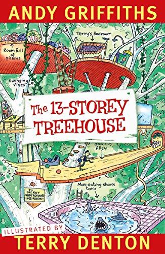 9780330404365: 13-Storey Treehouse