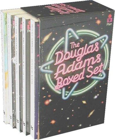 Mostly Brilliant: Douglas Adams