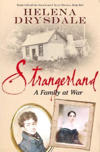 9780330411707: Strangerland: A Family at War