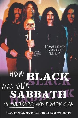 9780330411943: How Black Was Our Sabbath: An Unauthorized View from the Crew