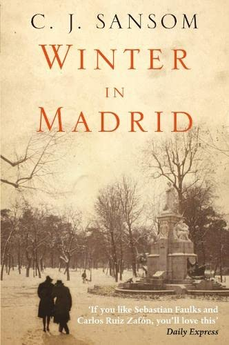 9780330411981: Winter in Madrid