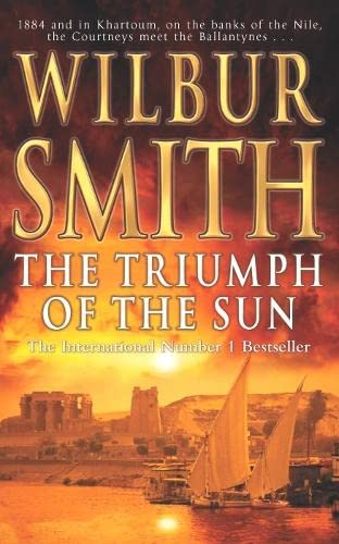 9780330412650: The Triumph of the Sun: A Novel of African Adventure (The Courtneys)