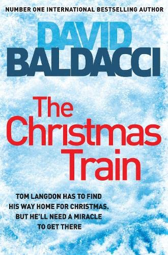 The Christmas Train: Baldacci, David