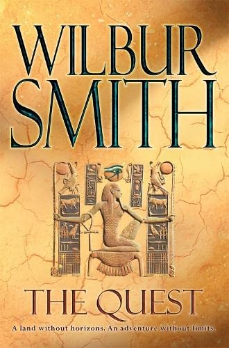 9780330412728: The Quest (The Egyptian Novels)