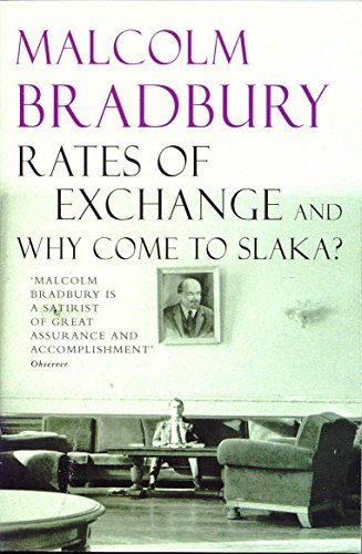 9780330412896: Rates of Exchange: AND Why Come to Slaka?