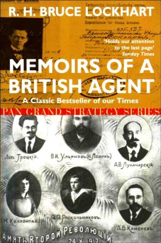 9780330414937: Memoirs of a British Agent