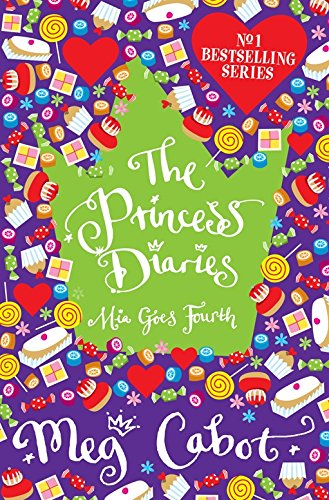 9780330415446: Mia Goes Forth (The Princess Diaries)