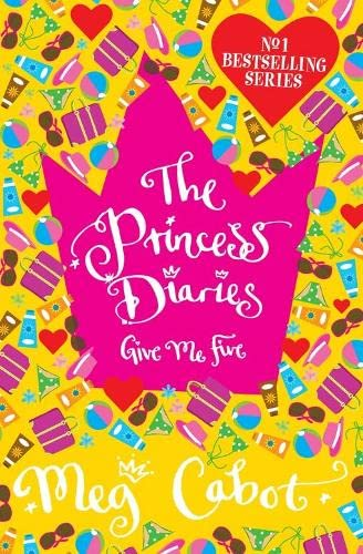 The Princess Diaries: Give Me Five (0330415514) by Meg Cabot