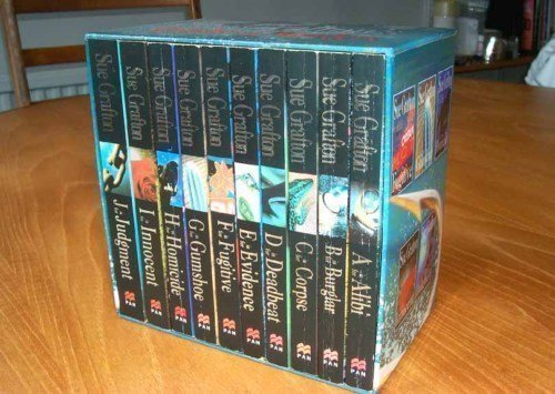 9780330418065: Sue Grafton Boxset