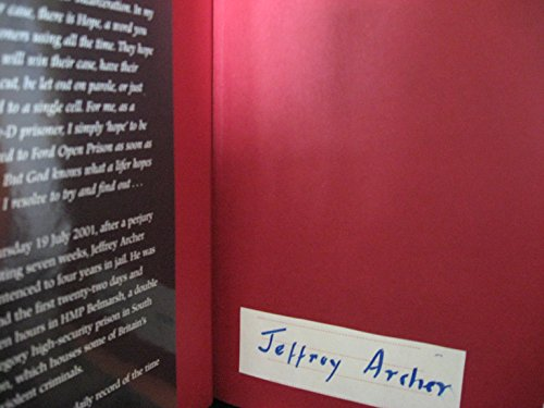 A Prison Diary: Belmarsh: Hell Vol 1: FF 8282