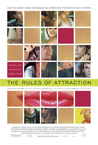 9780330418737: The Rules of Attraction