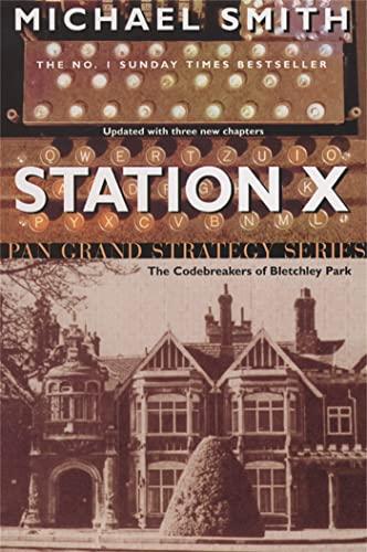 Station X (Pan Grand Strategy Series): Professor of European