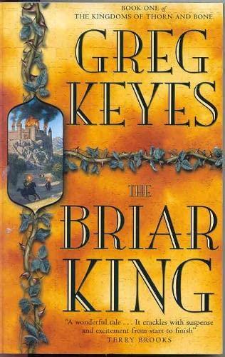 9780330419451: The Briar King (Kingdoms of Thorn & Bone)