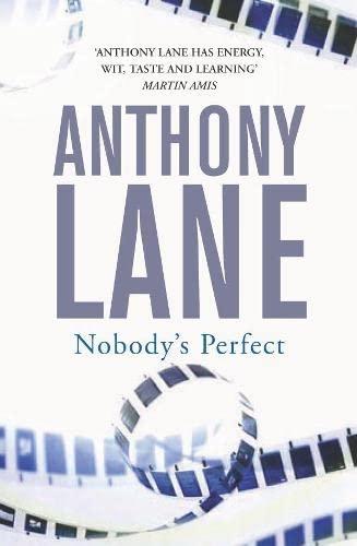 9780330419710: Nobody's Perfect