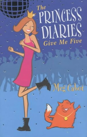 9780330420464: The Princess Diaries: Give Me Five