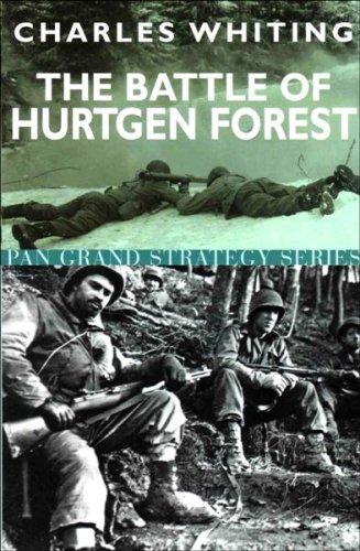 9780330420518: The Battle of Hurtgen Forest (PB)