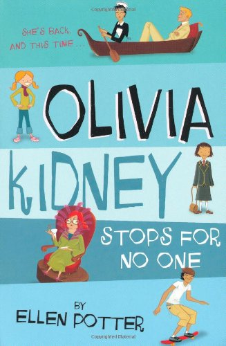 9780330420808: Olivia Kidney Stops for No-One