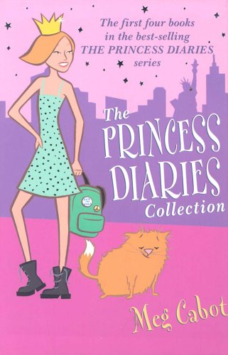 9780330420907: The Princess Diaries Collection: The Princess Diaries / Take Two / Third Time Lucky / Mia Goes Fourth