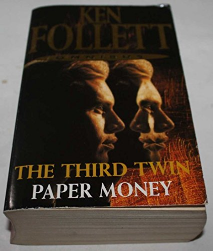 9780330421003: The Third Twin / Paper Money