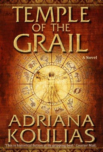 Temple of The Grail: Adriana Koulias
