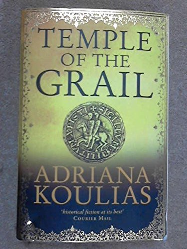 9780330421928: Temple of the Grail