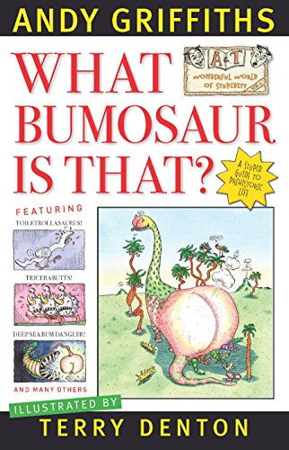9780330423014: What Bumosaur is That?